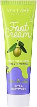Parfüm, Parfüméria, kozmetikum Lábkrém - Vollare Cosmetics De Luxe Ultra Nutrition Oile&Urea Foot Cream