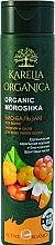 Parfüm, Parfüméria, kozmetikum Biobalzsam «Organic Moroshka», energia és erő - Fratti Karelia Organica