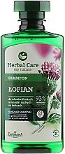 """Parfüm, Parfüméria, kozmetikum Hajsampon """"Bojtorján"""" - Farmona Herbal Care Shampoo"""