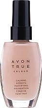"""Parfüm, Parfüméria, kozmetikum Alapozó nyugtató hatással """"Enyhe csillogás"""" - Avon Calming Effects"""