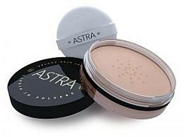 Parfüm, Parfüméria, kozmetikum Por alapú arcpúder - Astra Make-Up Velvet Skin Loose Powder