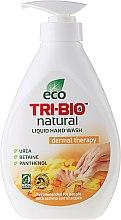 Parfüm, Parfüméria, kozmetikum Natúr folyékony szappan - Tri-Bio Cream Wash Dermal Therapy
