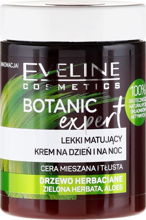 Arckrém - Eveline Cosmetics Botanic Expert With Tea Tree Day & Night Cream