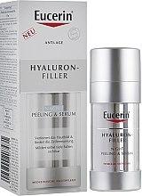Parfüm, Parfüméria, kozmetikum Ránctalanító és tápláló éjszakai szérum - Eucerin Hyaluron-Filler Night Peeling & Serum