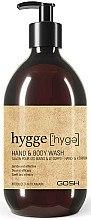 Parfüm, Parfüméria, kozmetikum Test- és kézmosó zselé - Gosh Hygge Hand and Body Wash