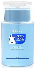 Parfüm, Parfüméria, kozmetikum Körömlakklemosó - Silcare Crazy Rock Remover