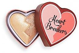 Parfüm, Parfüméria, kozmetikum Highlighter - I Heart Revolution Heart Breakers Powder Highlighter