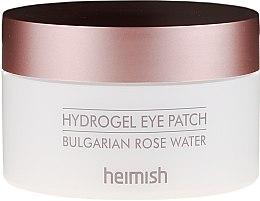 """Parfüm, Parfüméria, kozmetikum Hidrogél szemtapasz """"Bolgár rózsa"""" - Heimish Bulgarian Rose Hydrogel Eye Patch"""