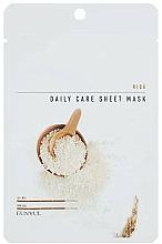 Parfüm, Parfüméria, kozmetikum Szövetmaszk rizs kivonattal - Eunyul Daily Care Mask Sheet Rice
