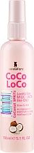 Parfüm, Parfüméria, kozmetikum Tápláló hajspray kókuszolajjal - Lee Stafford Coco Loco Coconut Spritz