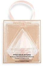 Parfüm, Parfüméria, kozmetikum Sminkszivacs - Makeup Revolution Precious Stone Diamond Blender&Case
