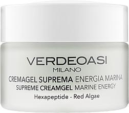 "Parfüm, Parfüméria, kozmetikum Krém-gél ""Sea Energy"" - Verdeoasi Supreme Creamgel Marine Energy"