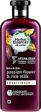 Parfüm, Parfüméria, kozmetikum Kondicionáló - Herbal Essences Passion Flower & Rice Milk Conditioner