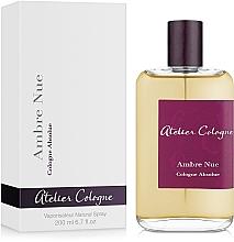 Parfüm, Parfüméria, kozmetikum Atelier Cologne Ambre Nue - Kölni