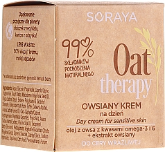 Parfüm, Parfüméria, kozmetikum Nappali krém zab kivonattal érzékény bőrre - Soraya Oat Therapy Day Cream