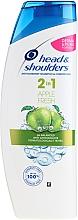 """Parfüm, Parfüméria, kozmetikum Sampon és balzsam korpásodás ellen 2 az 1-ben """"Friss alma"""" - Head & Shoulders Apple Fresh Shampoo 2in1"""