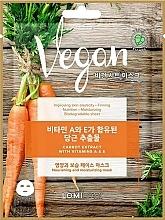 Parfüm, Parfüméria, kozmetikum Arcmaszk sárgarépa kivonattal - Lomi Lomi Vegan Mask
