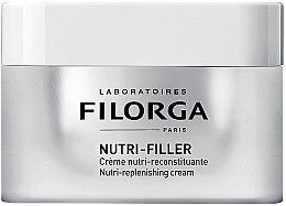 Parfüm, Parfüméria, kozmetikum Tápláló krém-lifting arcra - Filorga Nutri-Filler Replenishing Cream