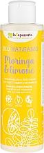 """Parfüm, Parfüméria, kozmetikum Hajbalzsam """"Moringa és citrom"""" - La Saponaria Bio Balsamo Moringa & Limone"""