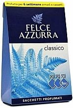 """Parfüm, Parfüméria, kozmetikum Aroma tasak """"Klasszikus"""" - Felce Azzurra Sachets Classic"""