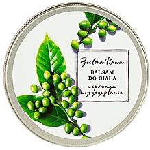 """Parfüm, Parfüméria, kozmetikum Balzsam testre """"Zöld kávé"""" - The Secret Soap Store"""