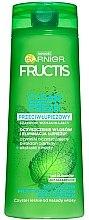 Parfüm, Parfüméria, kozmetikum Korpásodás elleni sampon - Garnier New Fructis Clean Fresh Shampoo