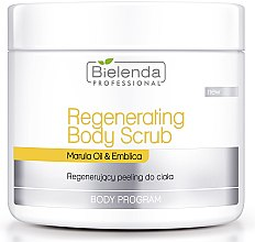 Parfüm, Parfüméria, kozmetikum Regeneráló peeling testre - Bielenda Professional Body Program Resenerating Body Scrub