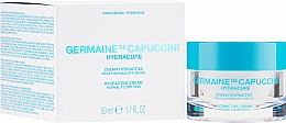 Parfüm, Parfüméria, kozmetikum Arcápoló krém normál és száraz bőrre - Germaine de Capuccini HydraCure Cream Normal Dry Skin