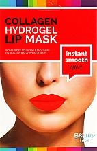 Parfüm, Parfüméria, kozmetikum Hidrogél kollagén ajakmaszk - Beauty Face Wrinkle Smooth Effect Collagen Hydrogel Lip Mask