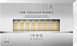 Parfüm, Parfüméria, kozmetikum Hajnövekedést serkentő lotion nőknek 1900 - Labo Crescina Hair Follicular Island 1900 Woman