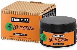 Parfüm, Parfüméria, kozmetikum Krém szakállra - Beauty Jar Let It Grow Beard Cream