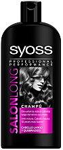 Parfüm, Parfüméria, kozmetikum Sampon - Syoss Salonlong Shampoo