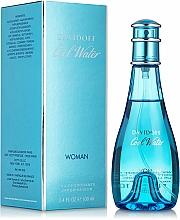 Parfüm, Parfüméria, kozmetikum Davidoff Cool Water woman - Dezodor