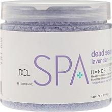 Parfüm, Parfüméria, kozmetikum Tengeri só - BCL SPA Jasmine Lavender Salt Soak