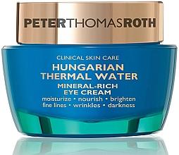 Parfüm, Parfüméria, kozmetikum Szemkrém - Peter Thomas Roth Hungarian Thermal Water Mineral-Rich Eye Cream