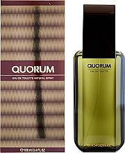 Parfüm, Parfüméria, kozmetikum Antonio Puig Quorum - Eau De Toilette