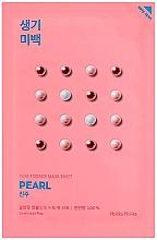 """Parfüm, Parfüméria, kozmetikum Világosító szövetmaszk """"Gyöngy"""" - Holika Holika Pure Essence Mask Sheet Pearl"""