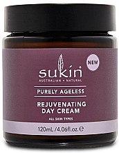 Parfüm, Parfüméria, kozmetikum Nappali fiatalító krém - Sukin Purely Ageless Rejuvenating Day Cream