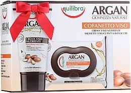 Parfüm, Parfüméria, kozmetikum Szett - Equilibra Argan (cr/75ml + f/wipes/25pcs)