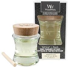 Parfüm, Parfüméria, kozmetikum Aromadiffúzor - Woodwick Home Fragrance Diffuser Island Coconut