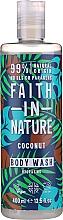 Parfüm, Parfüméria, kozmetikum Tusüfrdő - Faith in Nature Coconut Body Wash