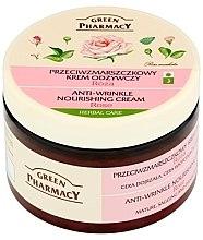 """Parfüm, Parfüméria, kozmetikum """"Rózsa"""" arckrém - Green Pharmacy Anti-Wrinkle Vanishing Cream"""