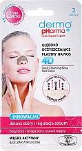 Parfüm, Parfüméria, kozmetikum Pórustisztító tapasz orra - Dermo Pharma Patch