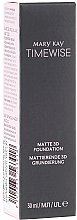 Parfüm, Parfüméria, kozmetikum Matt alapozó - Mary Kay Timewise Matte 3D Foundation