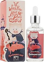 Parfüm, Parfüméria, kozmetikum Hiauloron szérum 97% - Elizavecca Face Care Hell-Pore Control Hyaluronic Acid 97%