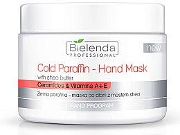 Parfüm, Parfüméria, kozmetikum Hideg paraffin kézmaszk shea vaj kivonattal - Bielenda Professional Cold Paraffin Hand Mask With Shea Butter (400 g)