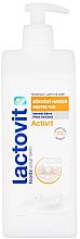Parfüm, Parfüméria, kozmetikum Védő testápoló - Lactovit Activit