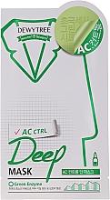 Parfüm, Parfüméria, kozmetikum Arctisztító maszk nyugtató mentával - Dewytree AC Control Deep Mask