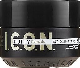 Parfüm, Parfüméria, kozmetikum Hajformázó pomádé - I.C.O.N. Liquid Fashion Putty Pomade