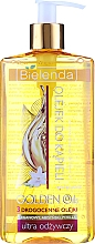 Parfüm, Parfüméria, kozmetikum Ultra tápláló fürdőolaj csoda olajokkal - Bielenda Golden Oils